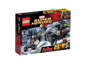 lego 76030 avengers duell mit hydra