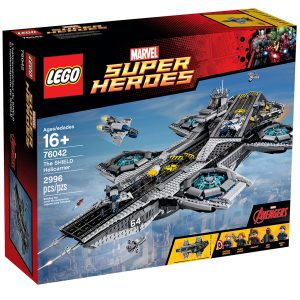 lego 76042 der shield helicarrier