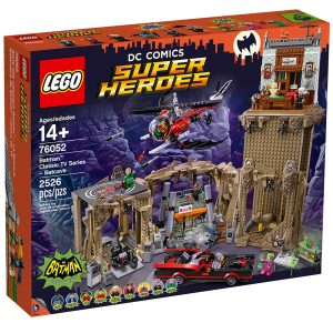 lego 76052 batman tv klassiker bathohle
