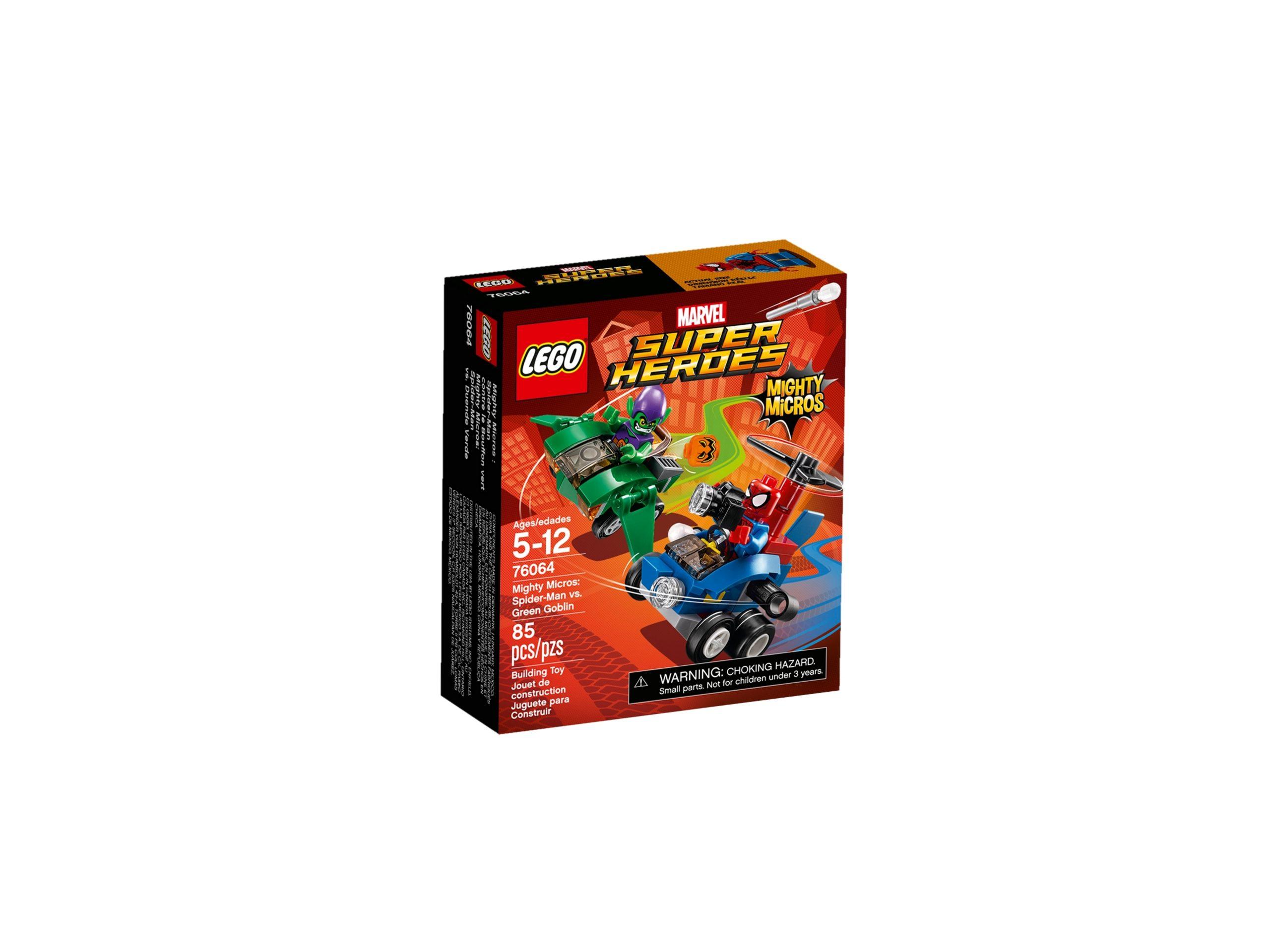 lego 76064 mighty micros spider man vs green goblin scaled