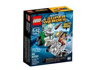 lego 76070 mighty micros wonder woman vs doomsday