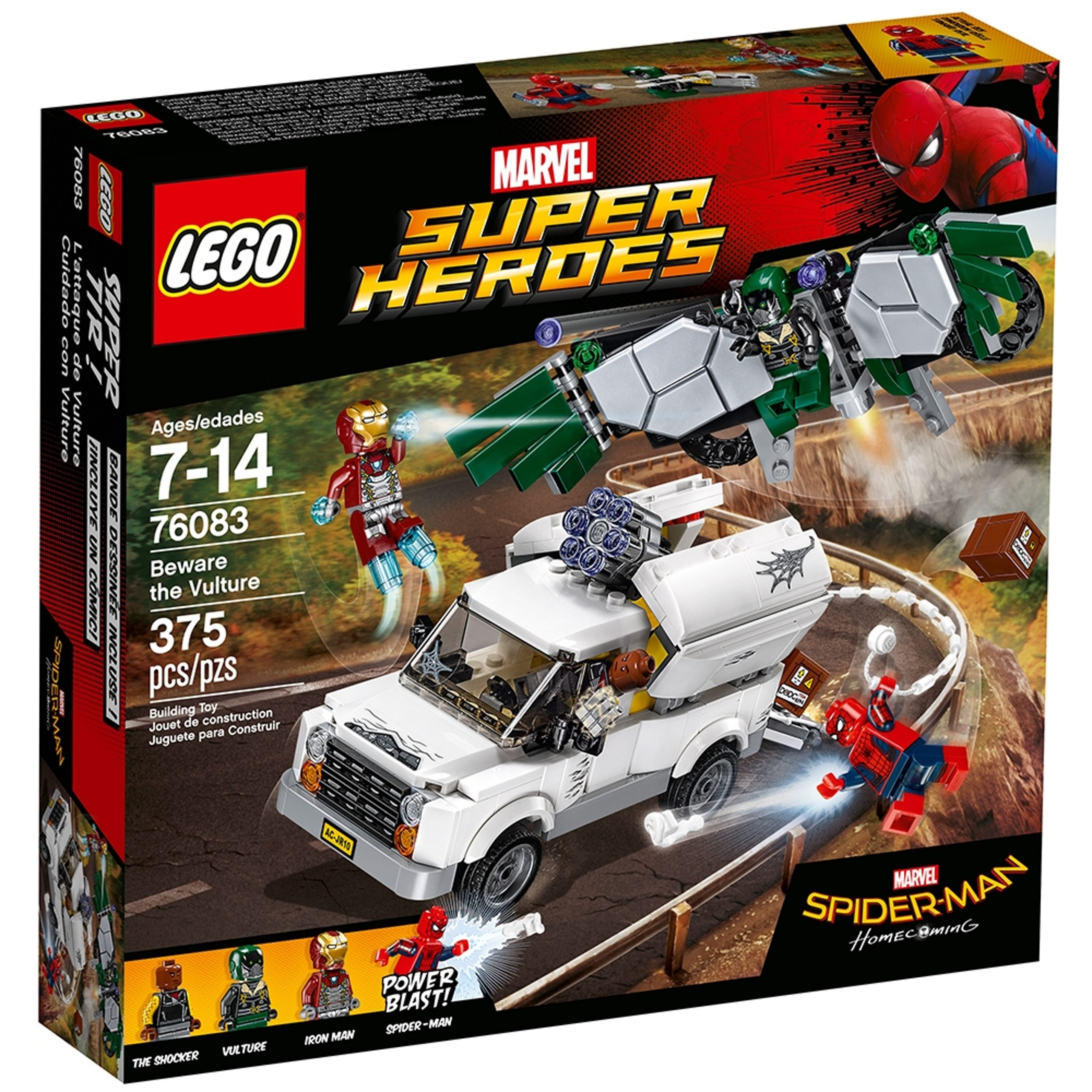 lego 76083 hute dich vor vulture scaled