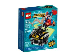 lego 76092 mighty micros batman vs harley quinn
