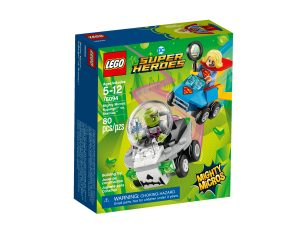 lego 76094 mighty micros supergirl vs brainiac