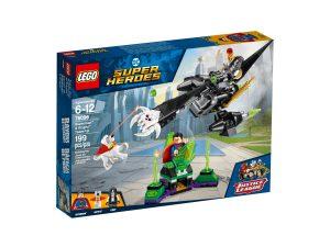 lego 76096 superman krypto team up