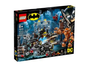 lego 76122 clayface invasion in die bathohle