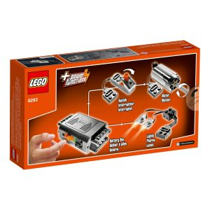 lego 8293 power functions tuning set