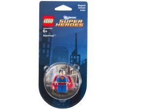 lego 850670 dc universe super heroes superman magnet