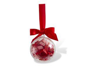 lego 853344 weihnachtsschmuck mit roten steinen