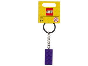 lego 853379 stein schlusselanhanger in violett