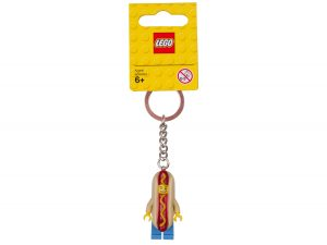 lego 853571 city mann im hot dog kostum schlusselanhanger