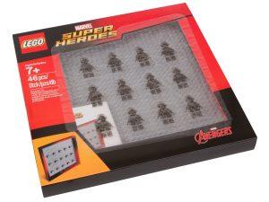 lego 853611 marvel super heroes minifiguren rahmen