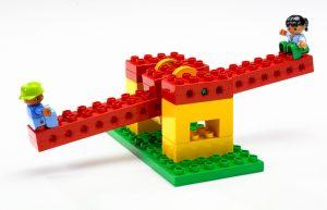 lego 9656 erste einfache maschinen set