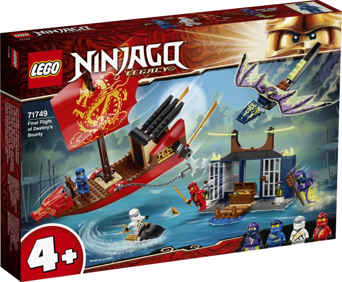 LEGO 71749 Final Flight of Destiny\'s Bounty - 20210502