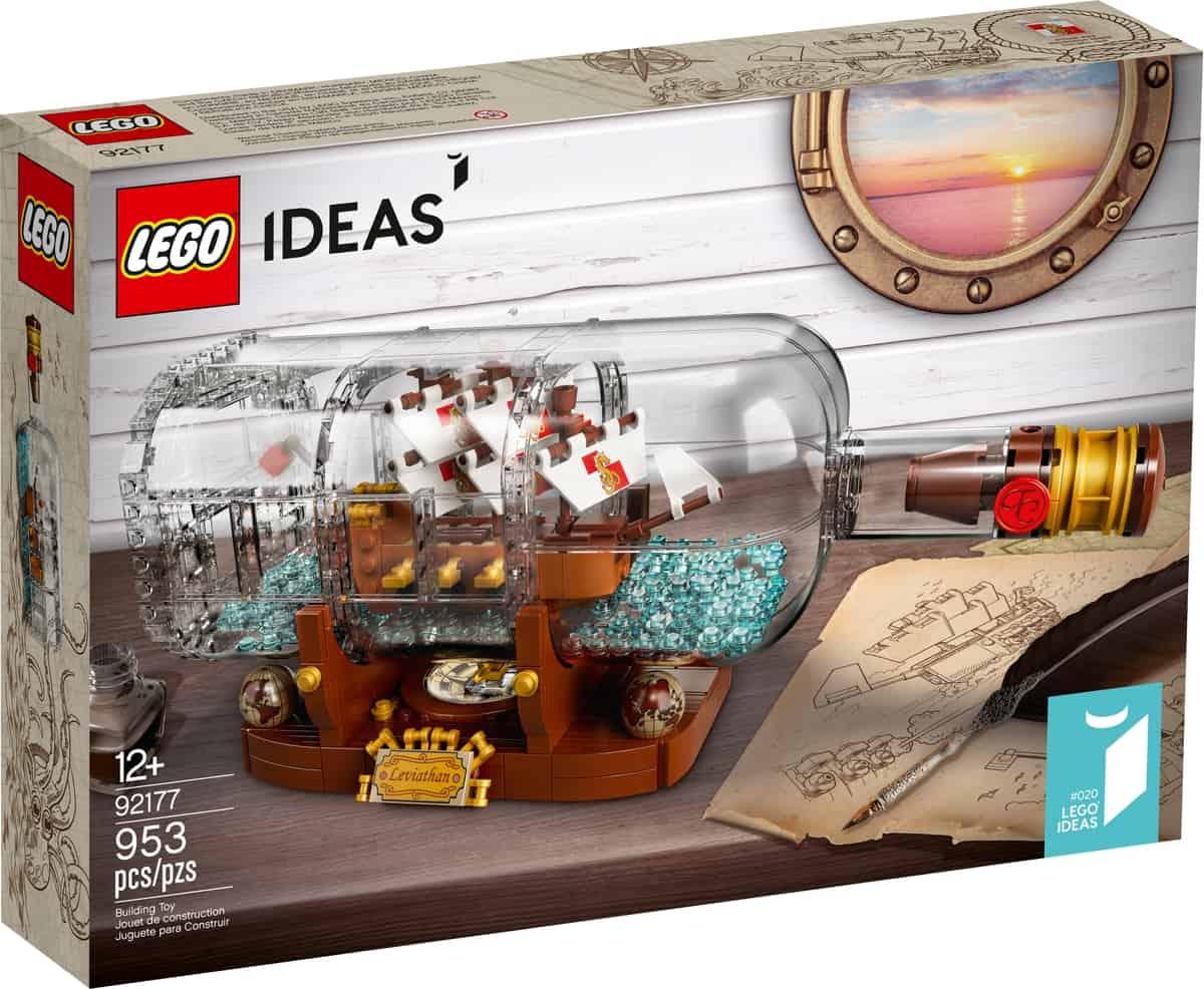 lego 92177 schiff in der flasche