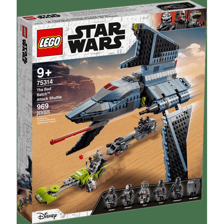 LEGO 75314 Angriffsshuttle aus The Bad Batch - 20210506