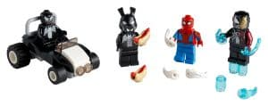 lego 40454 spider man vs venom und iron venom