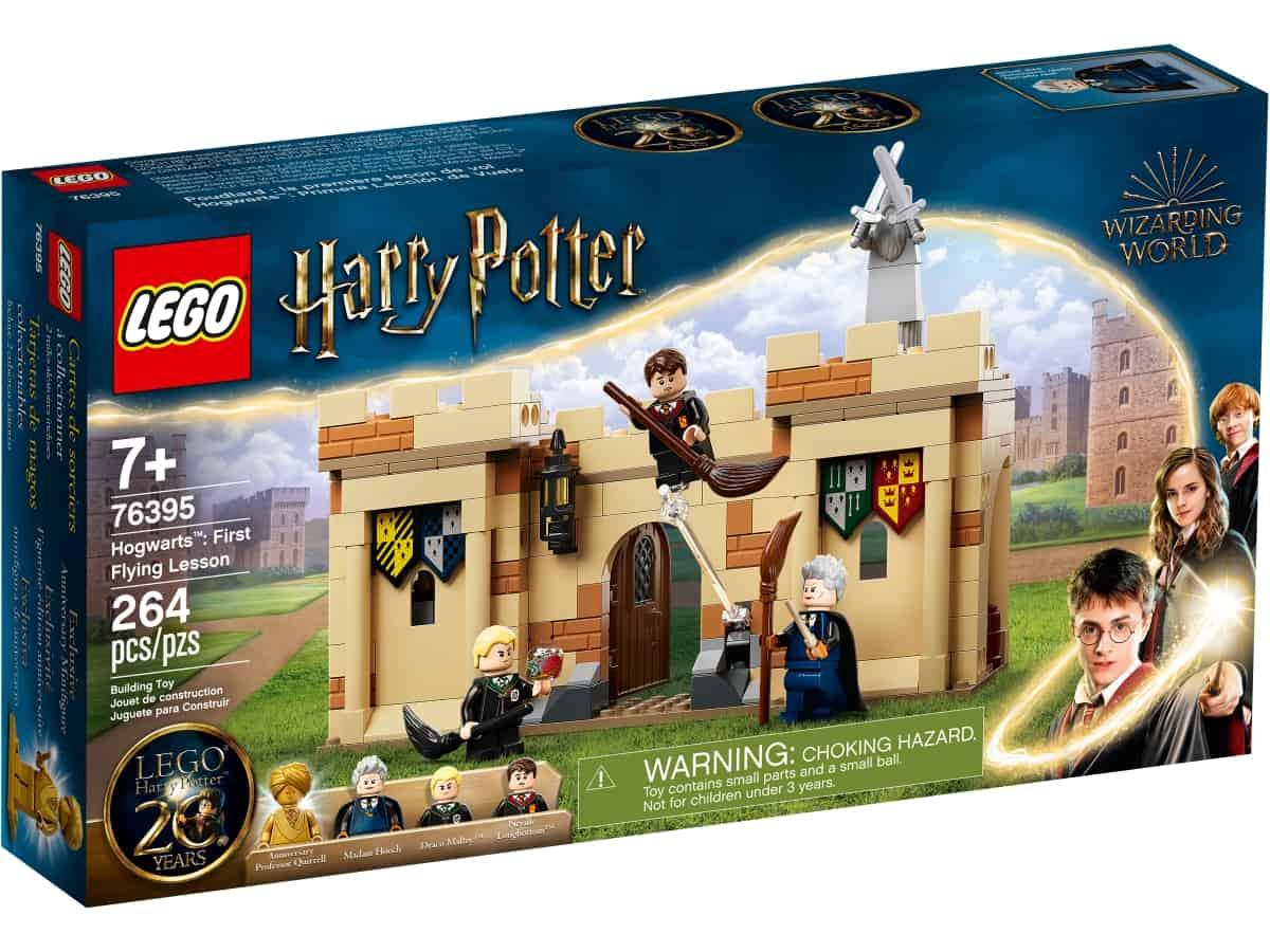 lego 76395 hogwarts erste flugstunde