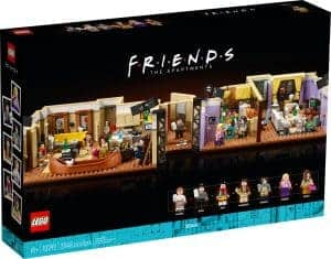 lego 10292 friends apartments