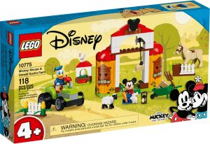 lego 10775 mickys und donald ducks farm