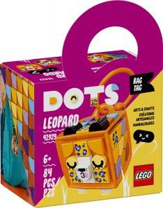 lego 41929 taschenanhanger leopard