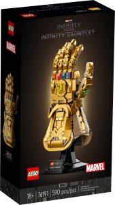 lego 76191 infinity handschuh