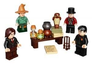 lego 40500 minifiguren aus der zauberwelt zubehorset