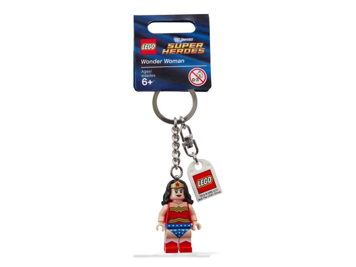 lego 853433 super heroes wonder woman schlusselanhanger