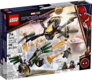 lego 76195 spider mans drohnenduell