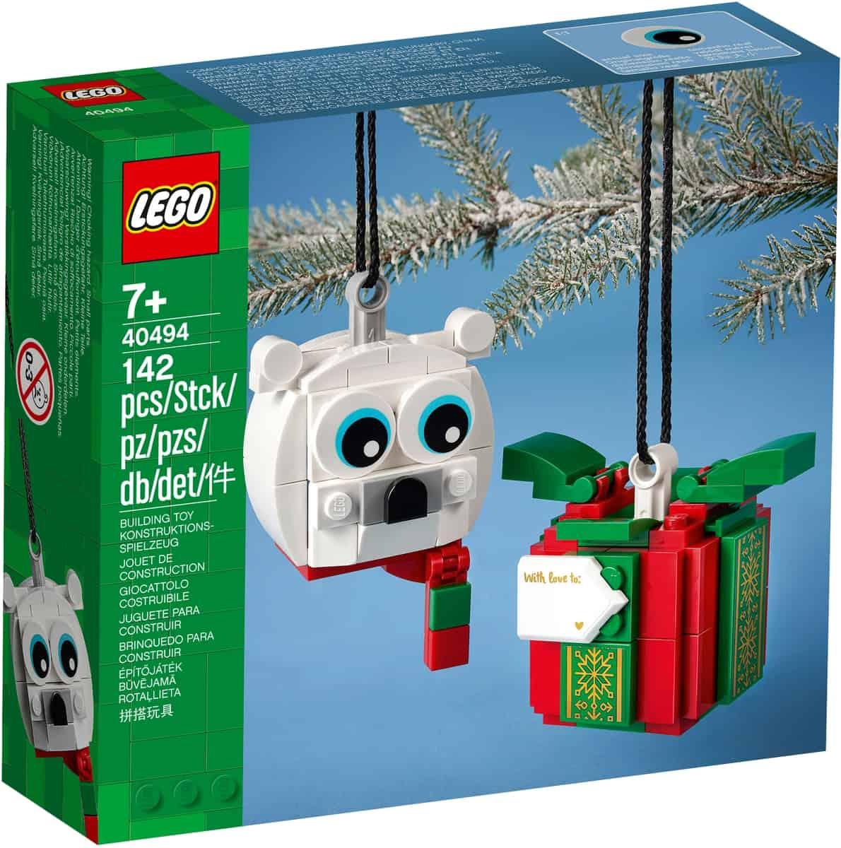 lego 40494 eisbar und geschenk