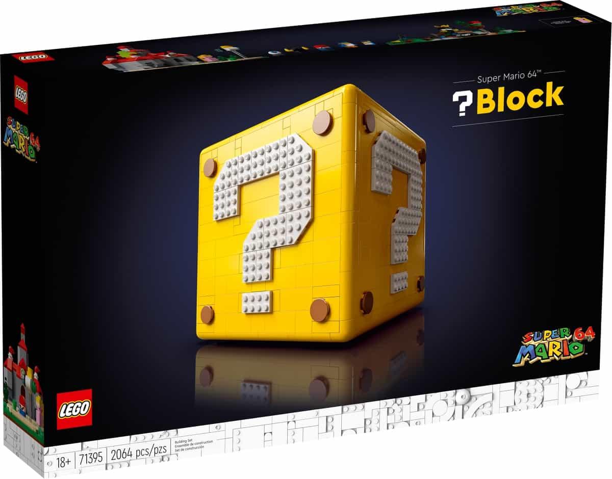 lego 71395 fragezeichen block aus super mario 64